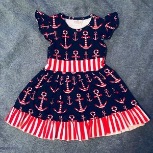 Other - Cutesy Sailor Dress for Girls